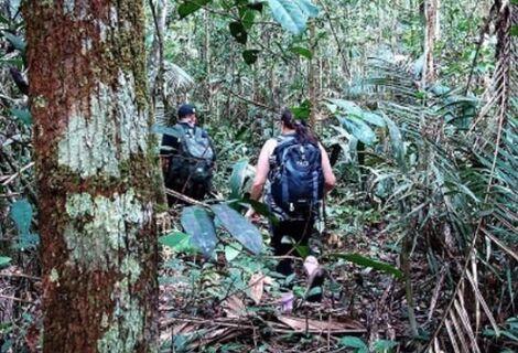 Passeio Dia Inteiro na Selva com Pernoite
