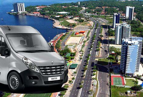 Transfer IN e OUT Hotel - Porto Manaus