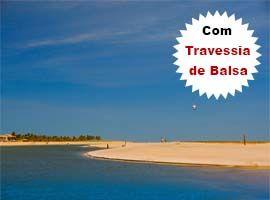 Passeio Barra de Canhaú