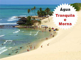 Praia de Maracajaú com Manoa Park e Mergulho