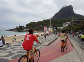 Bike Tour Carioca - Pedale Pelo Rio de Janeiro