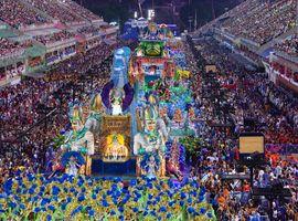 Ingresso Carnaval 2018 - Setor Arquibancada