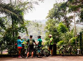 Passeio Mountain Bike Parque Nacional da Tijuca
