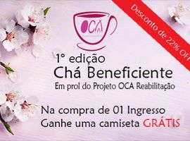 Chá Beneficente OCA 2018