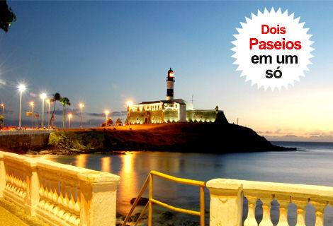 Passeio Bahia Histórica + City Tour Panorâmico
