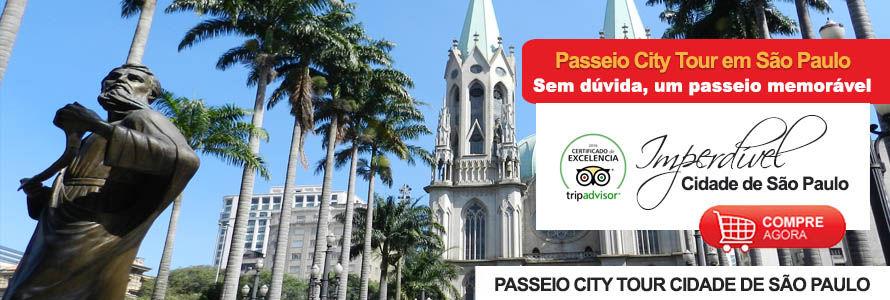 City Tour Privativo em São Paulo