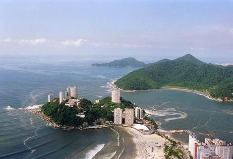 Passeio Privativo a Praia de Santos e Guarujá